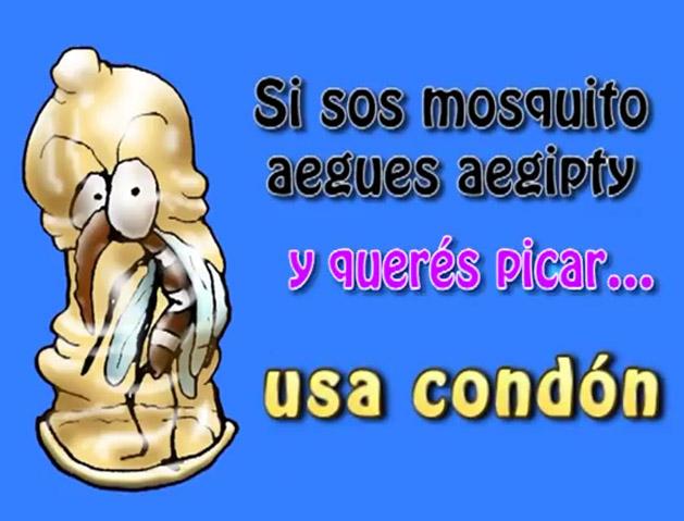 Campaña dengue concejal Currati