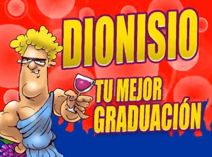 Dionisio animación