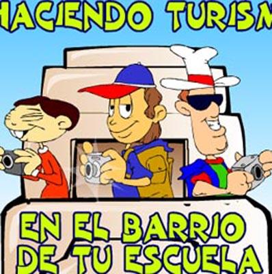 Pupitre TV turismo