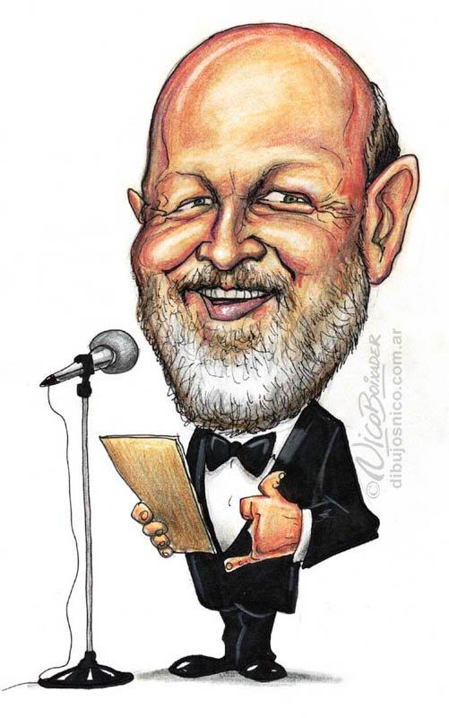 Caricatura Marcos Mundstock