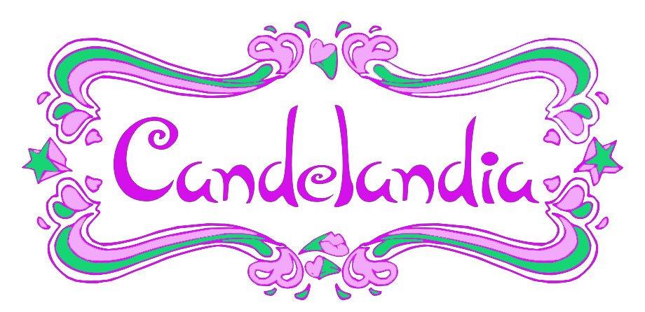 Diseño Candelandia Logotipo