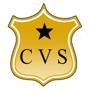 Diseño Isotipo CVS Seguridad Privada