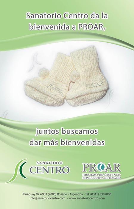 Diseño Sanatorio Centro Publicidad Revista
