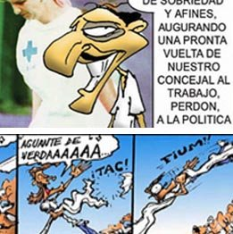 TIRAS HUMOR GRÁFICO