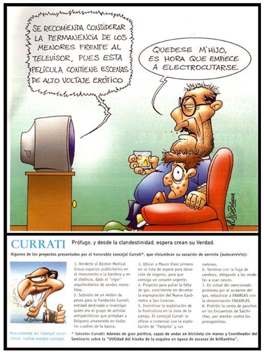 Ilustración revista Cablehogar