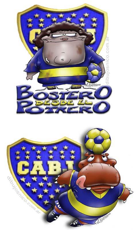 Ilustración futbol remeras