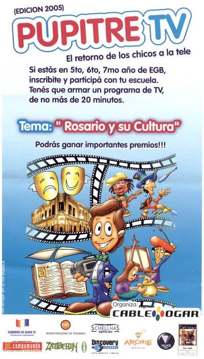 Ilustración Pupitre TV