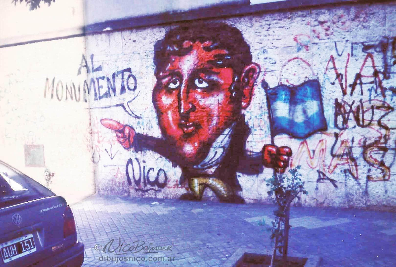 Mural belgrano