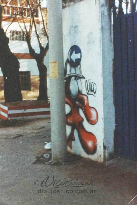 Mural minero