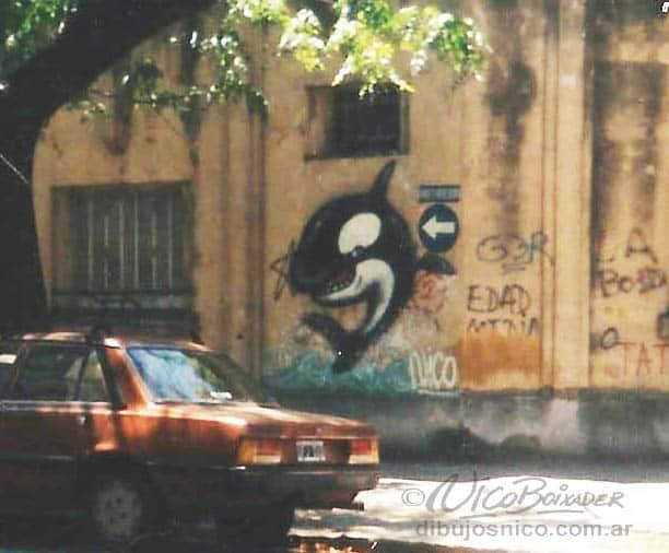 Mural orcai