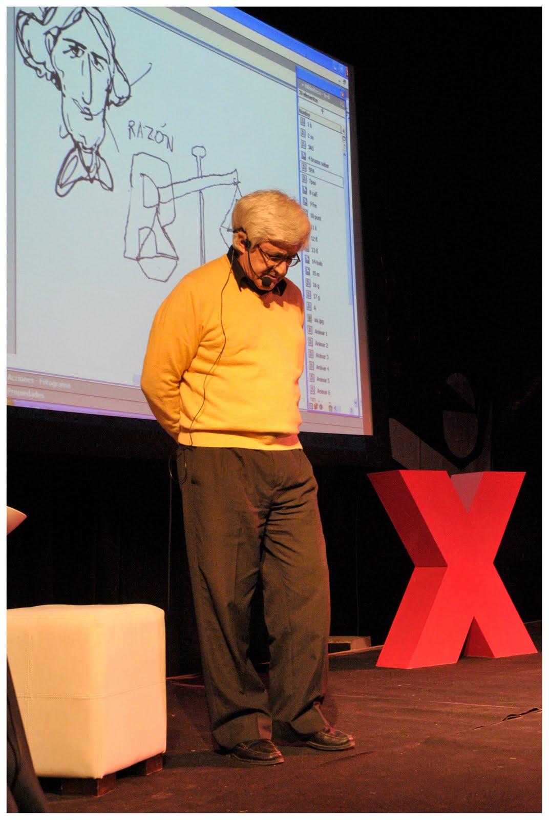 Tedx Rosario ilustración en vivo